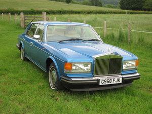 1990 Rolls-Royce Silver Spirit II For Sale