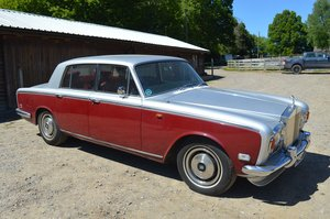1970 Rolls Royce Silver Shadow for Auction Friday 12th July For Sale by Auction