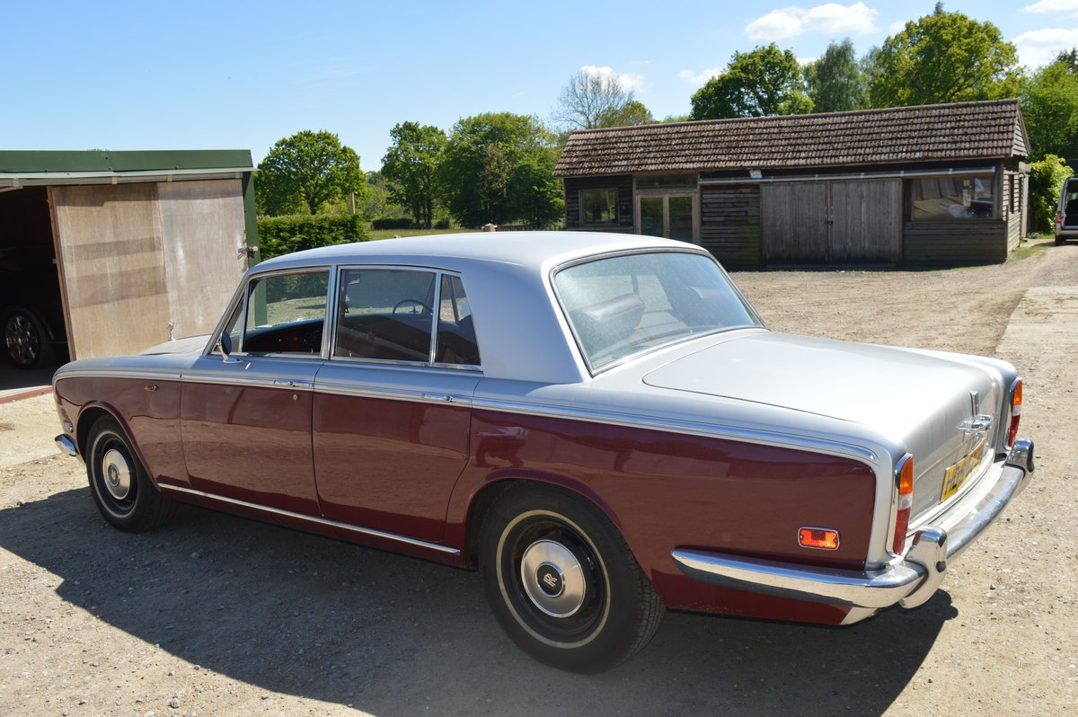 1970 Rolls Royce Silver Shadow for Auction Friday 12th July For Sale by Auction (picture 3 of 6)