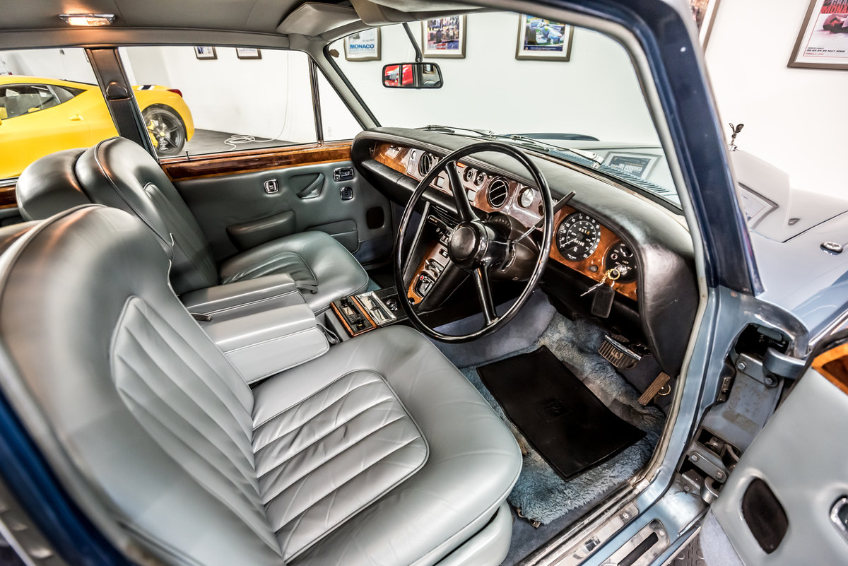 1975 Rolls Royce Silver Shadow 1 For Sale (picture 5 of 6)