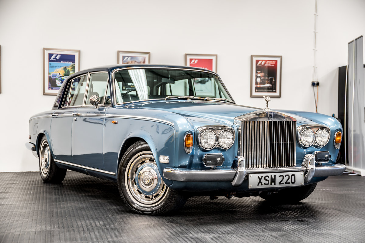 1975 Rolls Royce Silver Shadow 1 For Sale (picture 1 of 6)