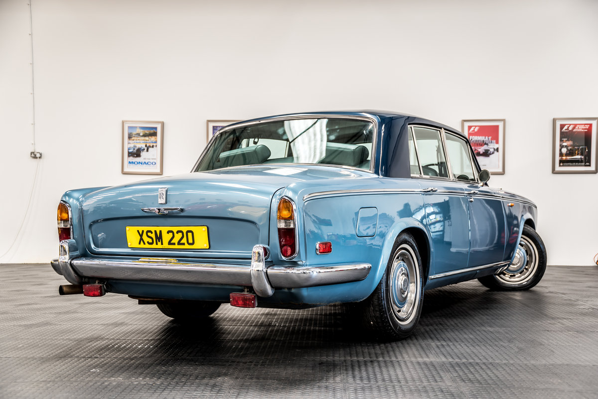 1975 Rolls Royce Silver Shadow 1 For Sale (picture 4 of 6)