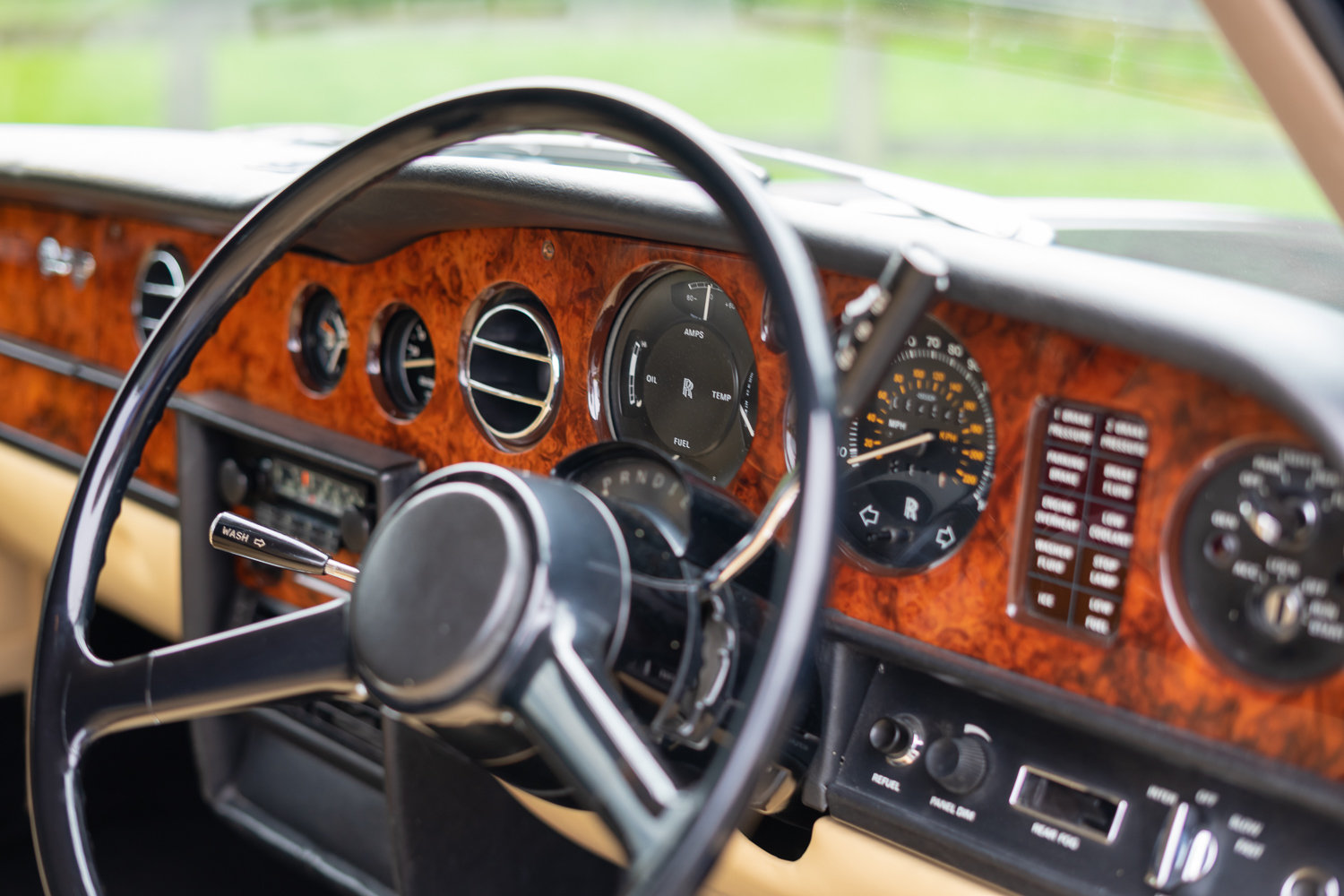 1978 Rolls-Royce Corniche **NOW SOLD** For Sale (picture 4 of 6)