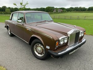 1977 Rolls Royce silver shadow II one family owned  For Sale