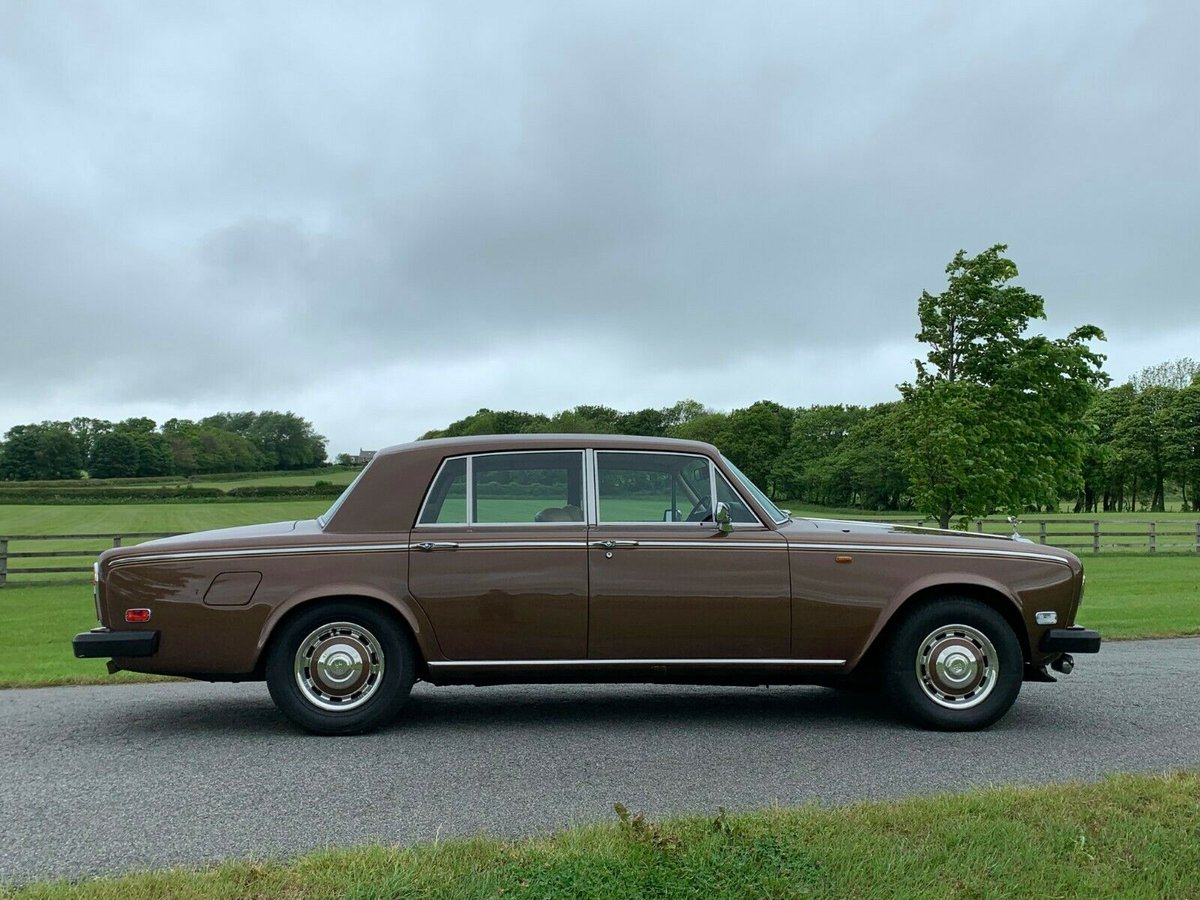 1977 Rolls Royce silver shadow II one family owned  For Sale (picture 6 of 6)