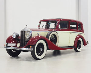 1936 Rolls-Royce 25/30 H. P. (ohne Limit) For Sale by Auction