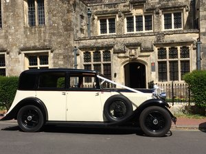 1933 Rolls-Royce 20/25 For Sale