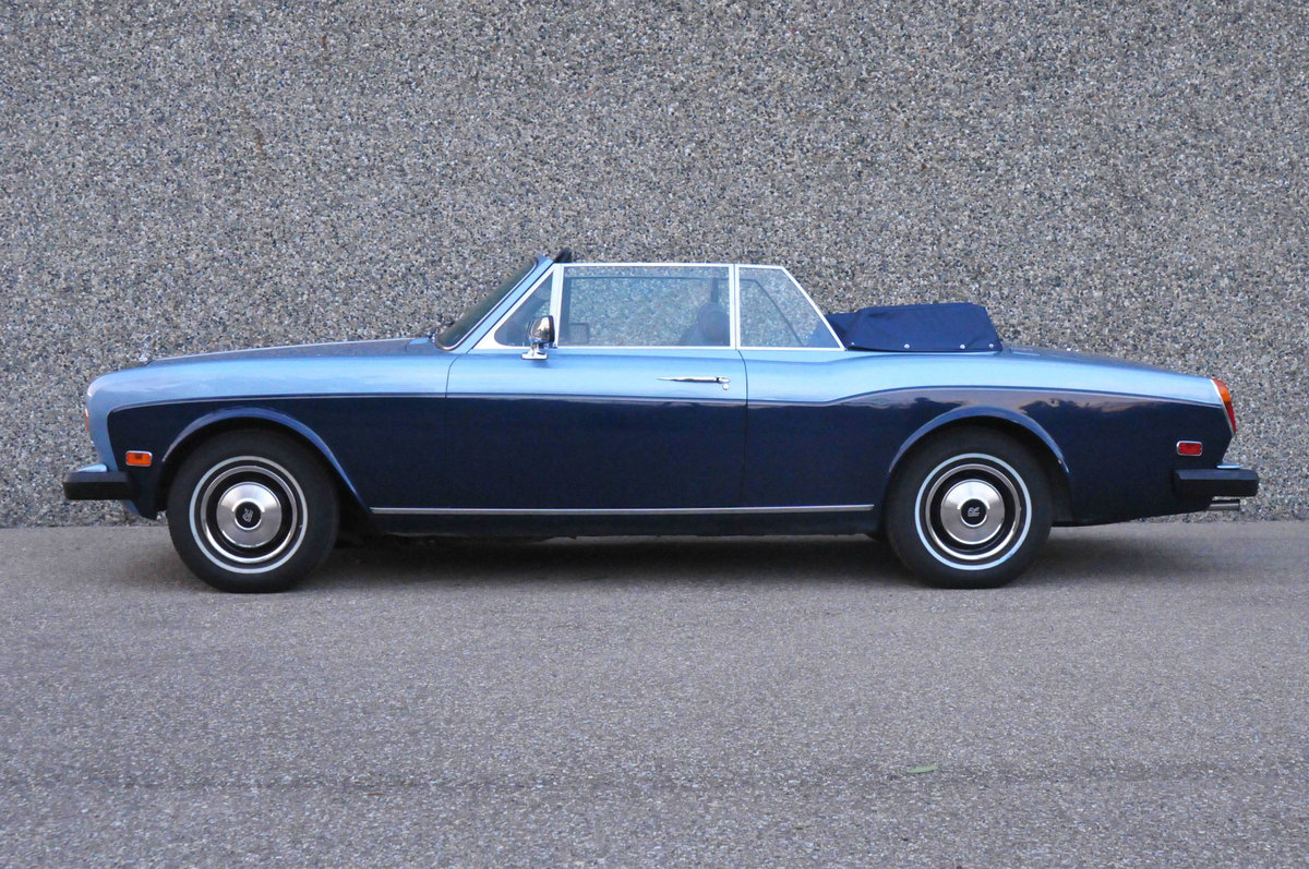 1983 ROLLS ROYCE CORNICHE I For Sale (picture 1 of 6)
