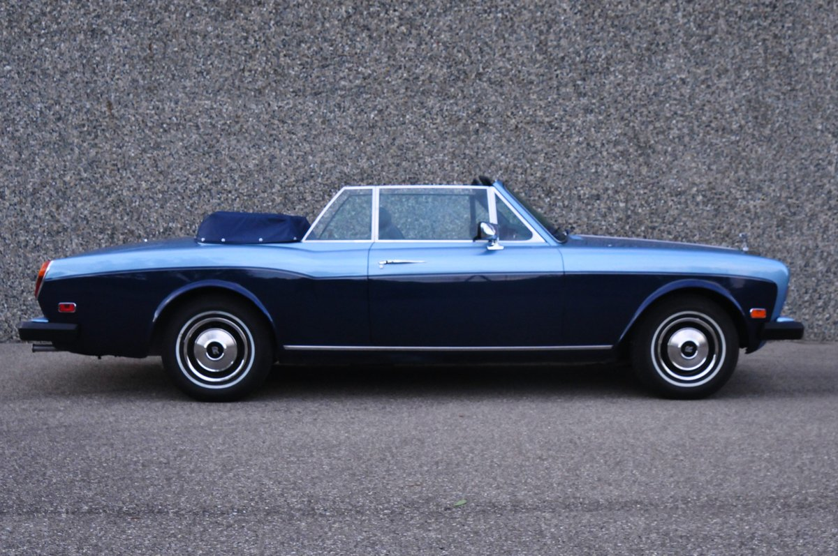 1983 ROLLS ROYCE CORNICHE I For Sale (picture 2 of 6)