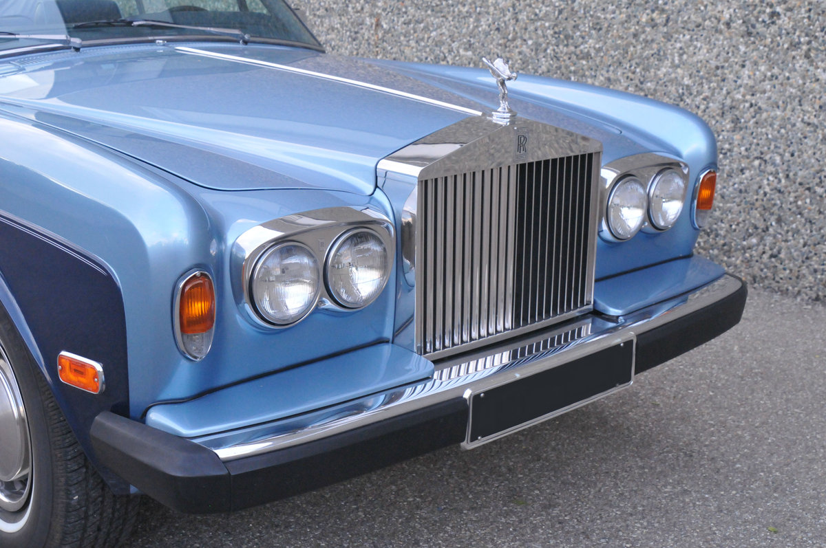 1983 ROLLS ROYCE CORNICHE I For Sale (picture 3 of 6)
