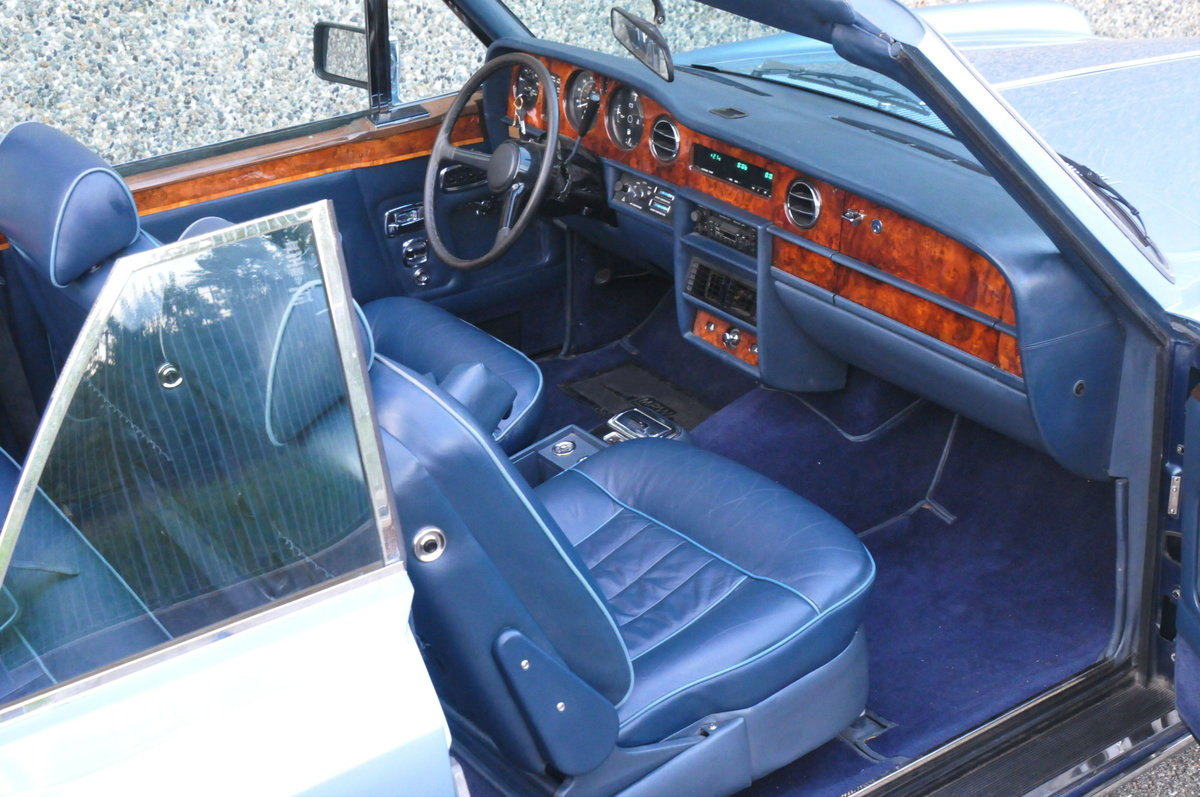 1983 ROLLS ROYCE CORNICHE I For Sale (picture 5 of 6)