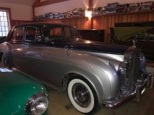 1961 Rolls-Royce Silver Cloud RHD = Silver(~)Blue driver $39 For Sale