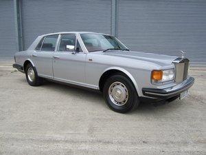 1985 Rolls Royce Silver Spirit For Sale