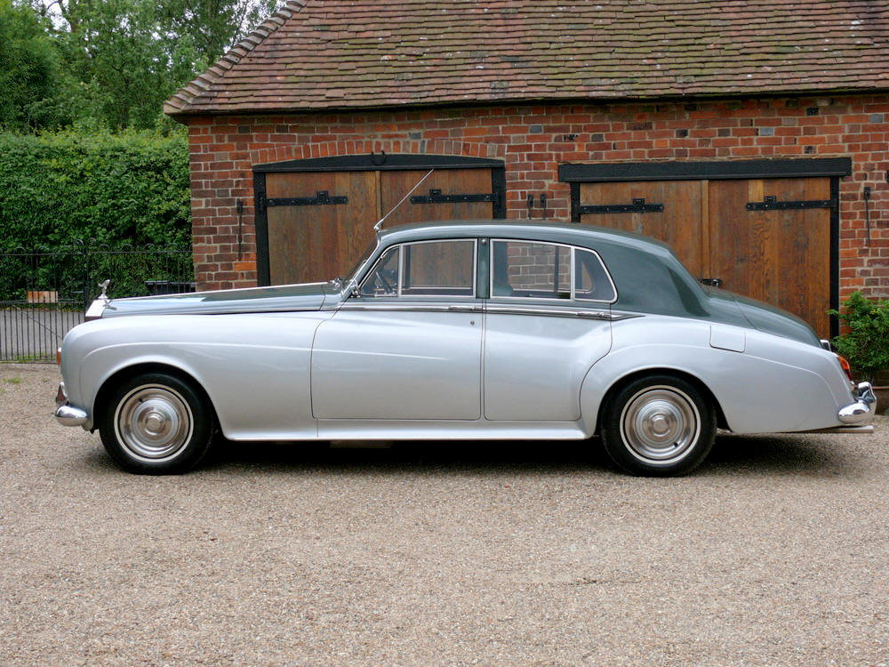 1964 Rolls-Royce Silver Cloud III   For Sale (picture 2 of 6)