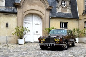 1975 - Rolls-Royce Silver Shadow S1 SOLD by Auction