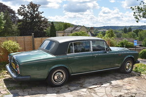 Lot 20 - A 1979 Rolls Royce Silver Wraith II - 23/06/2019 For Sale by Auction