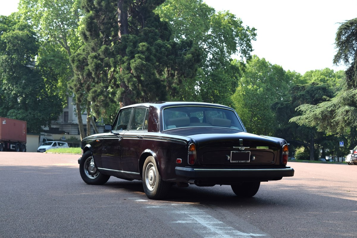 1980 - Rolls-Royce Silver Shadow II SOLD by Auction (picture 2 of 5)