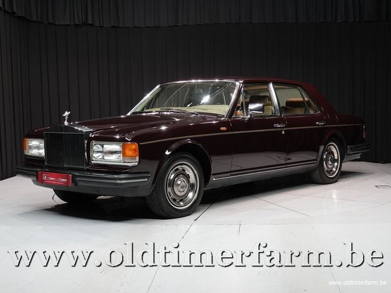1982 Rolls Royce Silver Spirit '82 For Sale (picture 1 of 6)