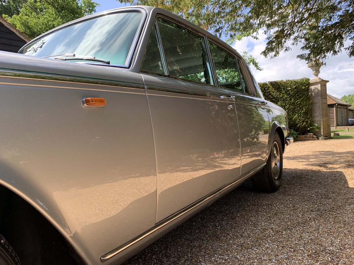 1974 Rolls Royce Silver Shadow For Sale (picture 5 of 6)