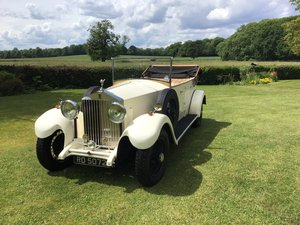 1933 Rolls Royce 20/25 Roadster For Sale