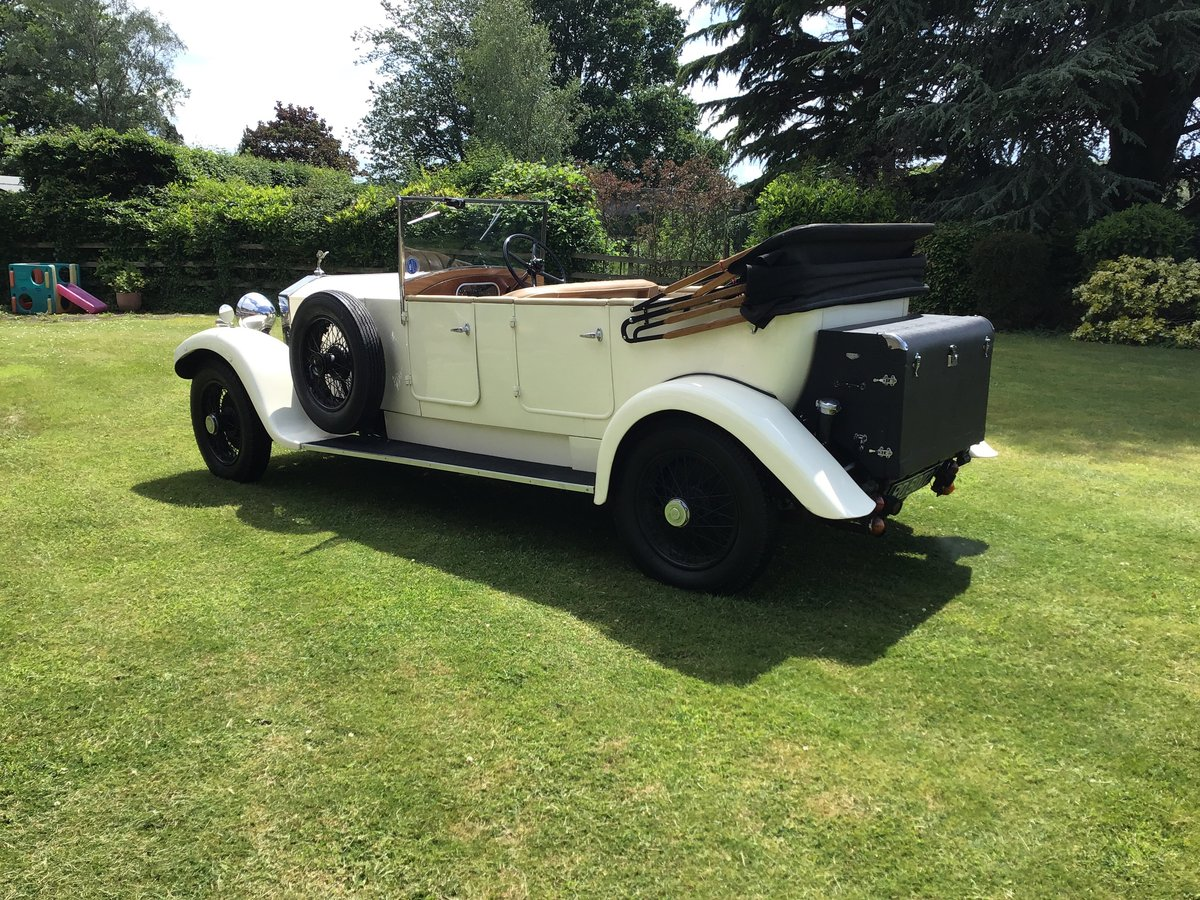 1933 Rolls Royce 20/25 Roadster SOLD (picture 2 of 4)