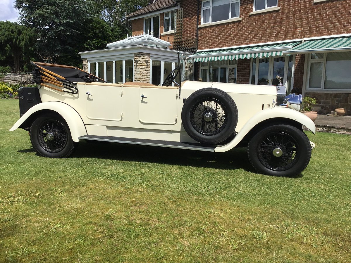 1933 Rolls Royce 20/25 Roadster SOLD (picture 4 of 4)
