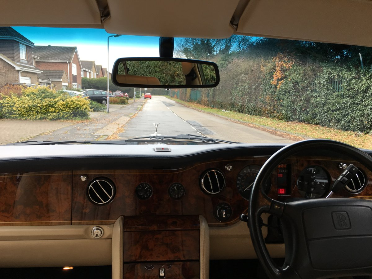 1997 rolls royce silver dawn lwb For Sale (picture 3 of 6)
