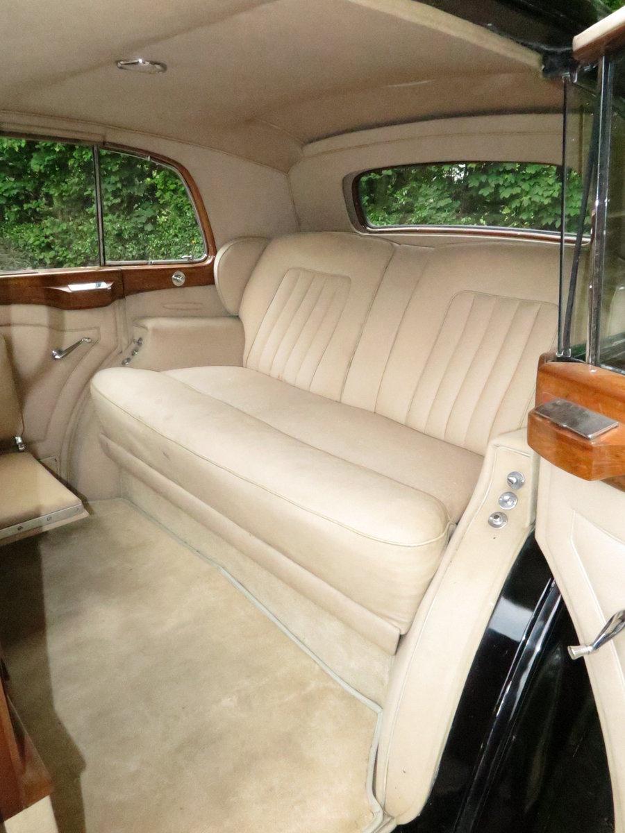 1949 Rolls-Royce Silver Wraith Sedanca de Ville WDC82 For Sale (picture 6 of 6)