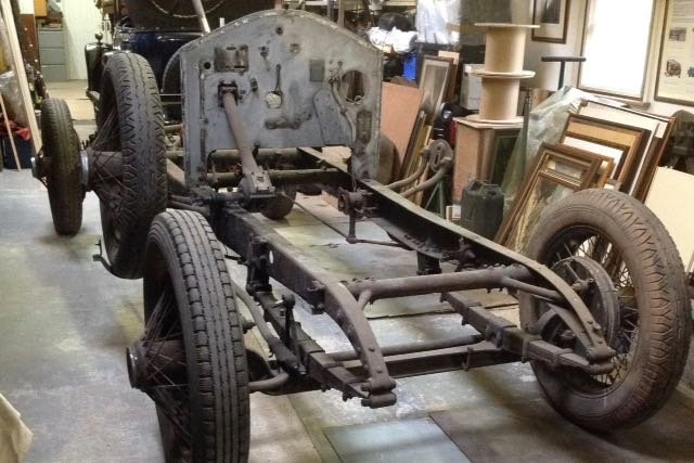 1928 Rolls-Royce Phantom I LWB Project For Sale (picture 1 of 2)