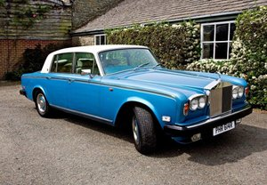 1977 Rolls-Royce Shadow II For Sale by Auction