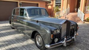 1963 Rolls Royce Phantom V RHD For Sale