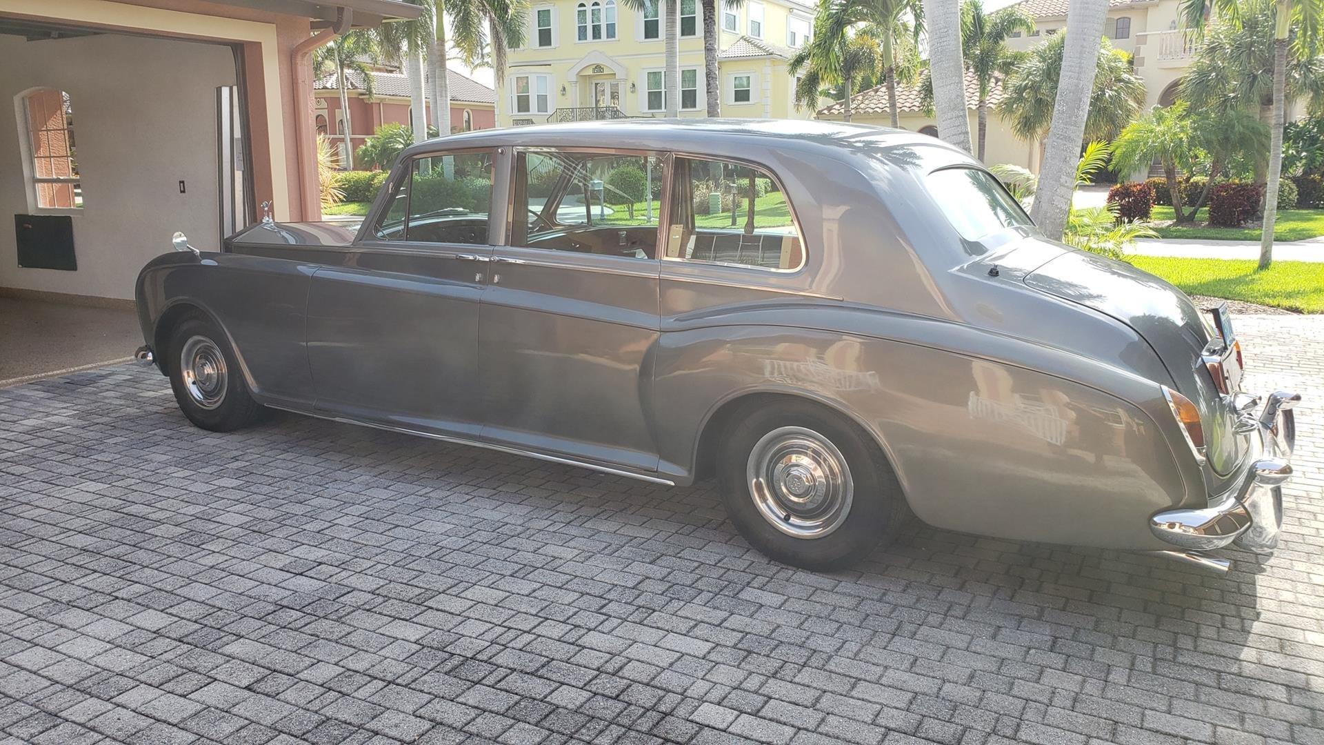 1963 Rolls Royce Phantom V RHD For Sale (picture 4 of 6)