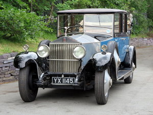 1928 Rolls-Royce Phantom I Park Ward Landaulette 47EH For Sale