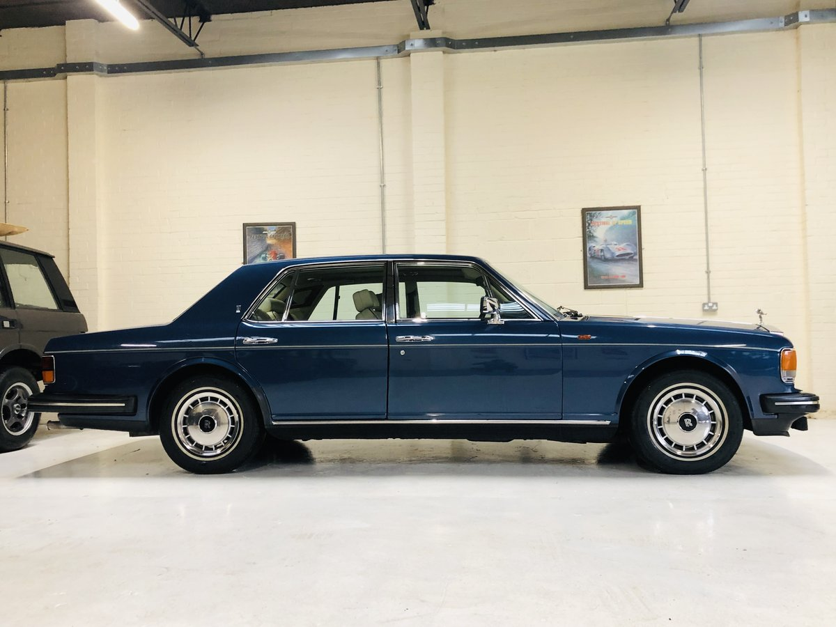 1991 ROLLS ROYCE SILVER SPIRIT II - LOW MILEAGE, STUNNING SOLD (picture 2 of 6)