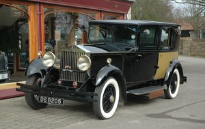 Rolls-Royce 20/25 1930 Sedanca De Ville by Frederick R. Wood For Sale