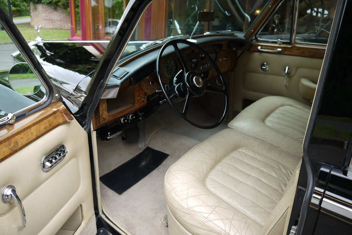 Rolls-Royce Silver Cloud III 1963 LHD Standard Saloon For Sale (picture 3 of 4)