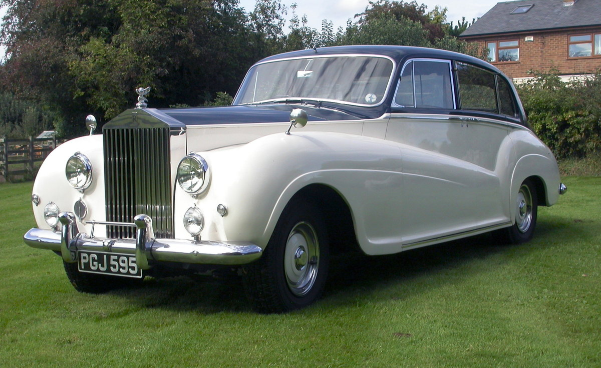 1954 Rolls-Royce Silver Wraith H J Mulliner For Sale (picture 1 of 6)