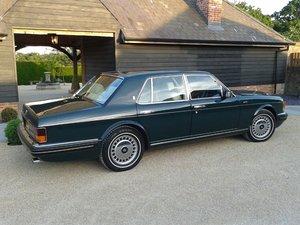 1996 Rolls-Royce Silver Spirit IV For Sale