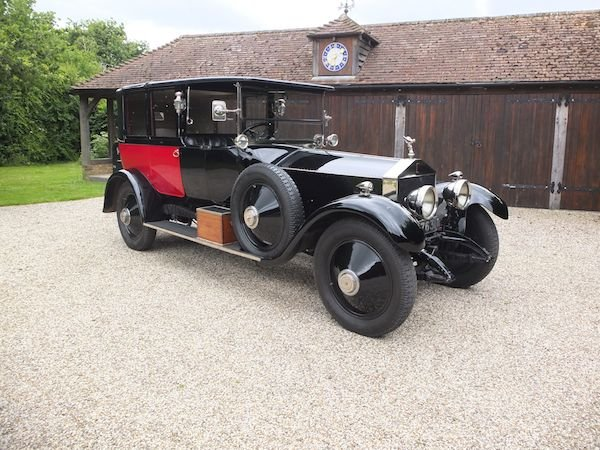 1921 Rolls-Royce 40/50 HP Silver Ghost  For Sale (picture 1 of 6)