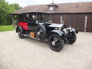 1921 Rolls-Royce 40/50 HP Silver Ghost