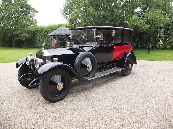 1921 Rolls-Royce 40/50 HP Silver Ghost  For Sale (picture 2 of 6)