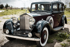 1955 Rolls Royce Phantom III King Farouk's car For Sale