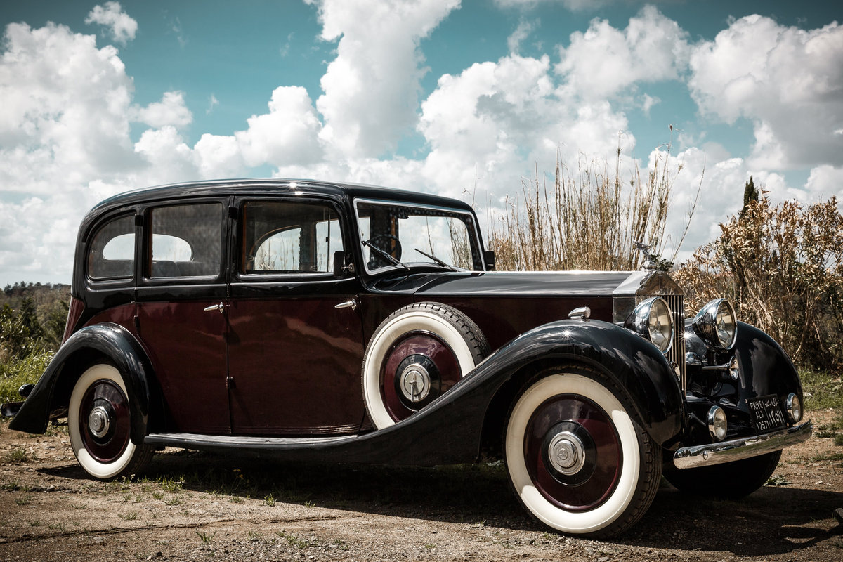 1955 Rolls Royce Phantom III King Farouk's car For Sale (picture 2 of 6)