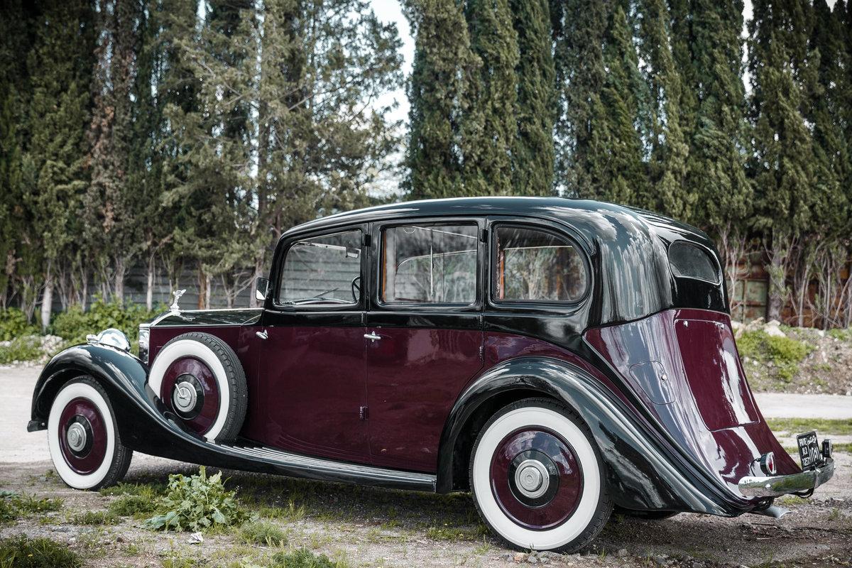 1955 Rolls Royce Phantom III King Farouk's car For Sale (picture 4 of 6)