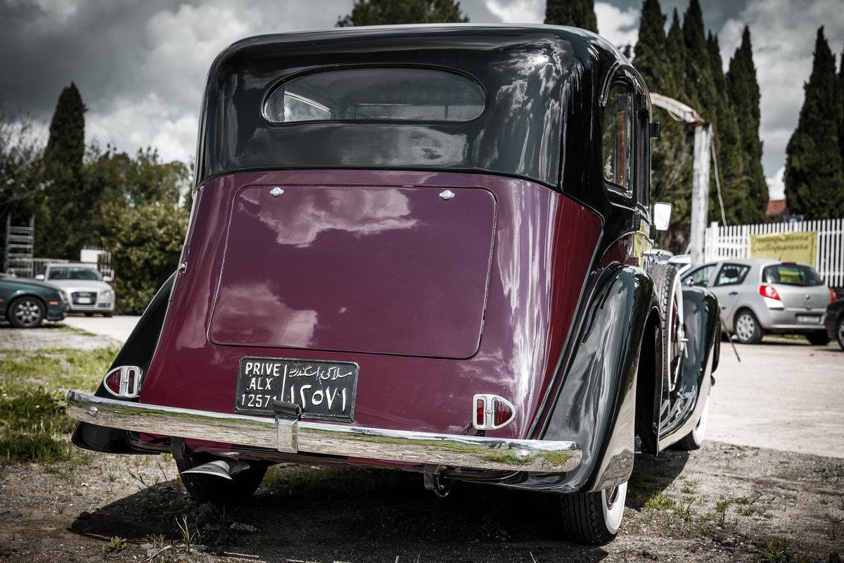 1955 Rolls Royce Phantom III King Farouk's car For Sale (picture 5 of 6)