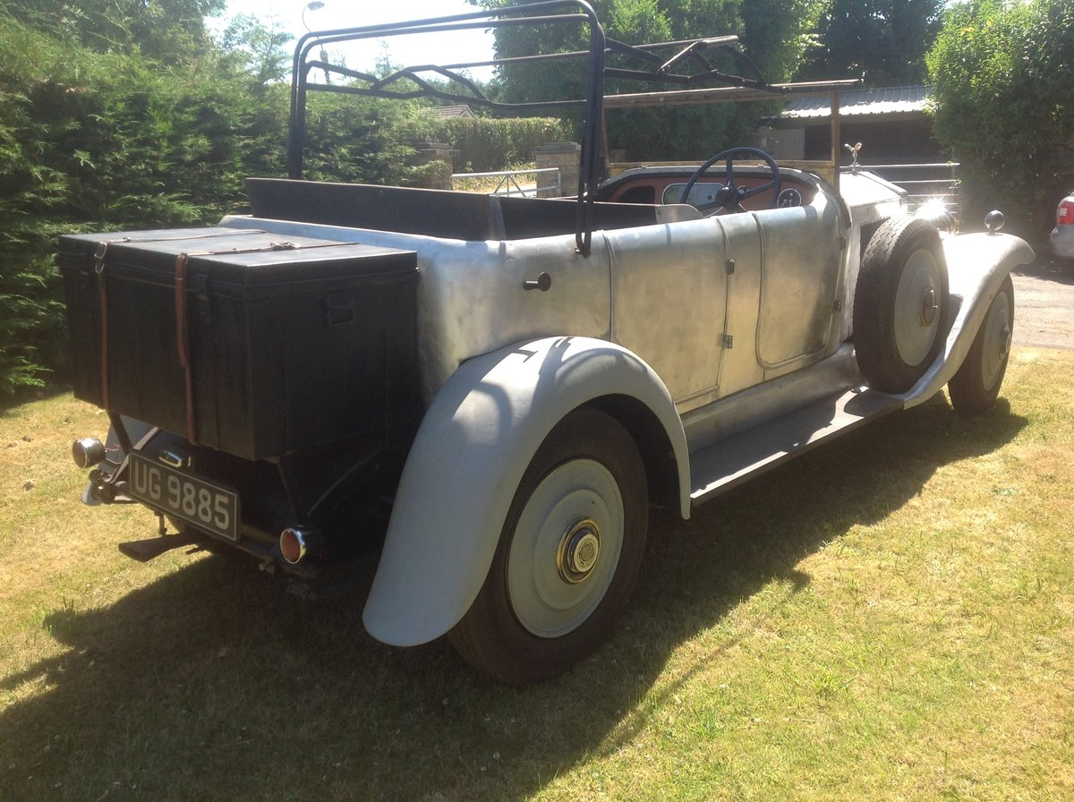 1934 Rolls Royce 20/25 tourer unfinished project SOLD (picture 3 of 4)