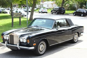 1971 ROLLS-ROYCE CORNICHE For Sale