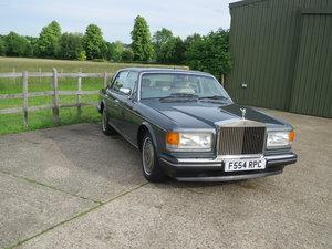 1989 Rolls-Royce Silver Spirit For Sale