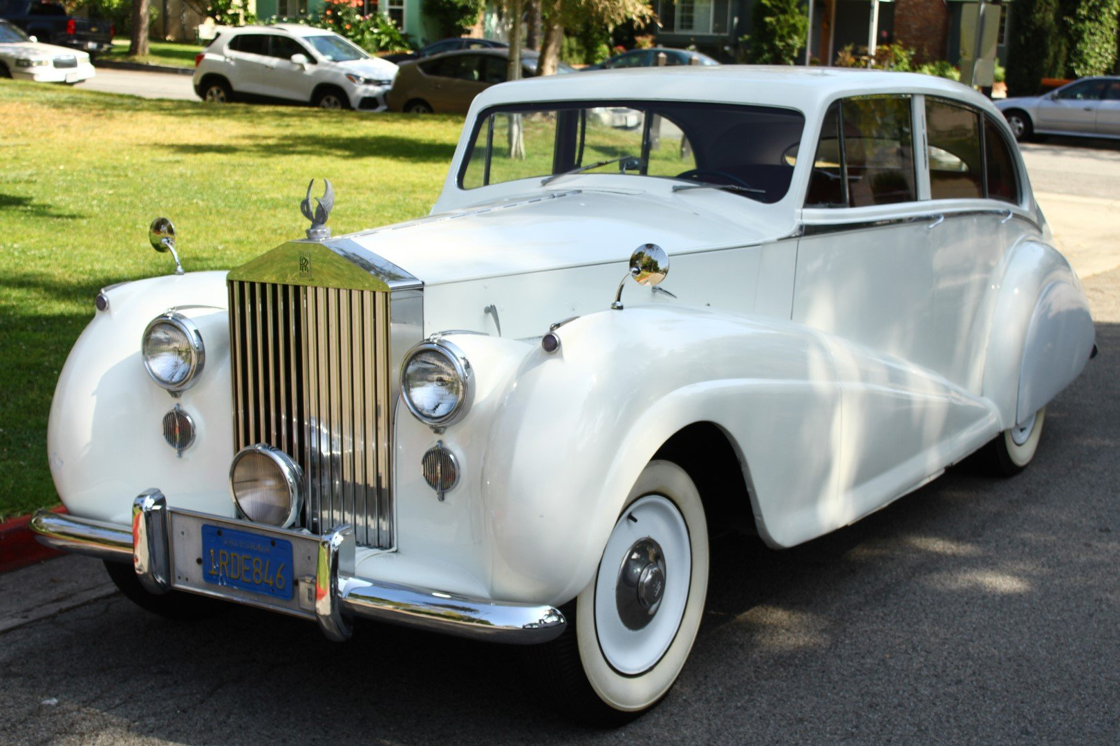 1950 ROLLS-ROYCE SILVER WRAITH For Sale (picture 1 of 6)