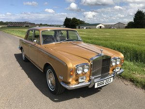 1973 Rolls Royce Shadow 1 PEx or For Sale